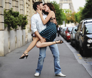 love in the street